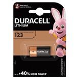 Батарейка литиевая Duracell Ultra CR123 1 шт 75058646