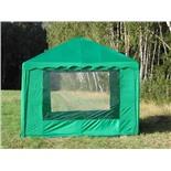 Стенка с окном 3,0х2,0  (к шатру Митек 3х3 и 6х3) (Синий)
