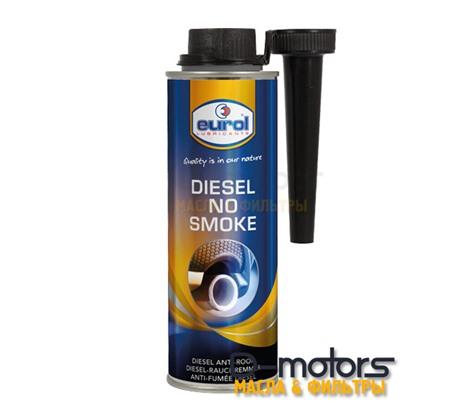 """Присадка в топливо """"Антидым"""" Eurol Diesel No Smoke (250мл.)"""