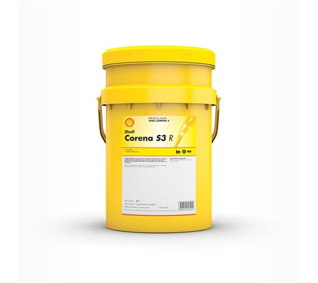 Shell  Corena  S3 R 46, 20л.