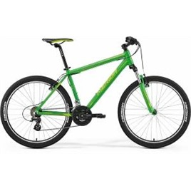 Велосипед Merida Matts 6.10V Green/Lite Green (2017) , интернет-магазин Sportcoast.ru