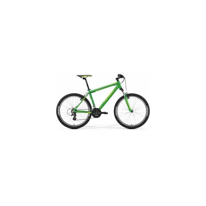 Велосипед Merida Matts 6.10V Green/Lite Green (2017) , интернет-магазин Sportcoast.ru
