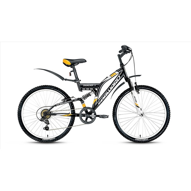 "Велосипед 24"" Forward Cruncher 1.0, интернет-магазин Sportcoast.ru"